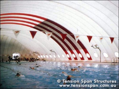 Fabric Structures Aquatic Centres
